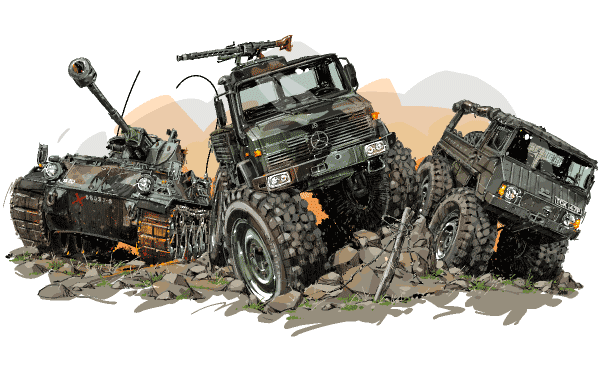 Tanks n Trucks